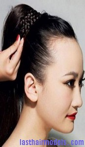 business ponytail5