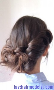 twisted hair knot7