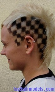 checkerboard hairstyle8 178x300 Checkerboard Hairstyle