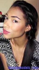front twist ponytail6