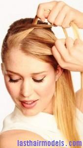 front twist ponytail8