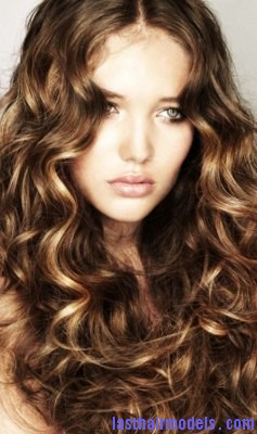 polished curly hair last hair models hair styles