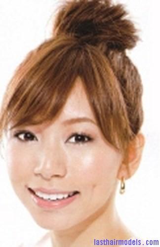 Japanese Bun4 Last Hair Models Hair Styles Last Hair