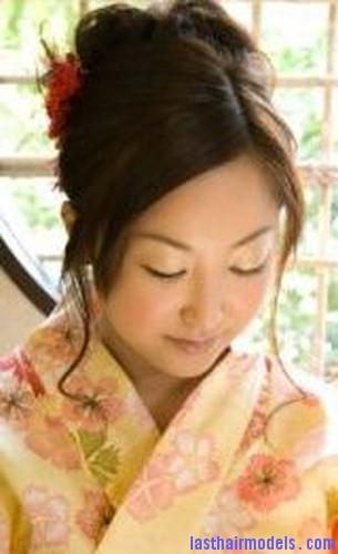 Japanese Bun5 Last Hair Models Hair Styles Last Hair