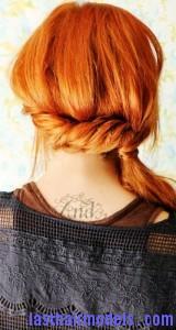 simple twist ponytail2