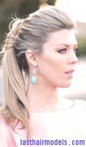 simple twist ponytail3