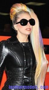 streaked ponytail3