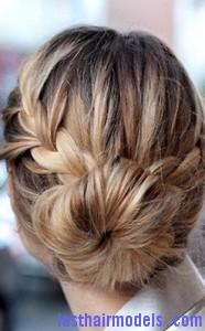 braided chignon2