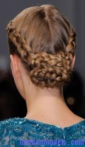 braided chignon8