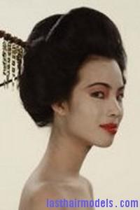 geisha updo3