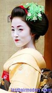 geisha updo4