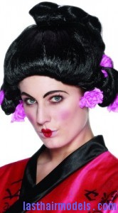 geisha updo6