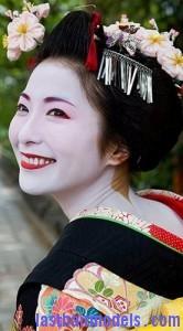 geisha updo8