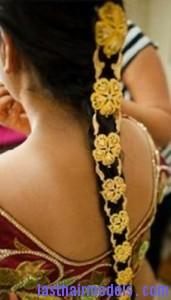 indian flower braid4