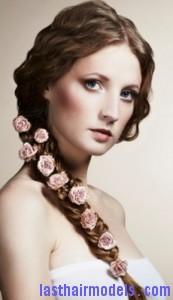 indian flower braid7