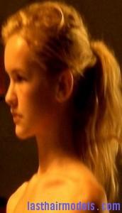 tousled ponytail6