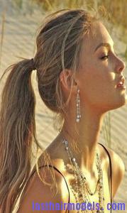 tousled ponytail7