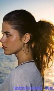 tousled ponytail8