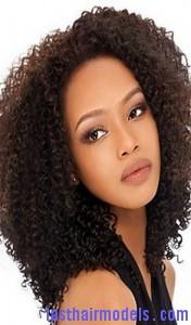 bohemian afro3 176x300 Bohemian Afro Hairstyle