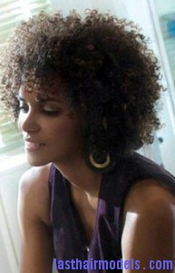 bohemian afro6 193x300 Bohemian Afro Hairstyle