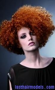 bohemian afro7 184x300 Bohemian Afro Hairstyle