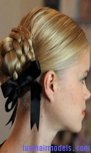 braided bun updo5