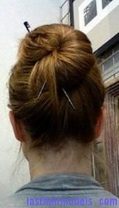 bun with pencil7