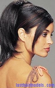 clipper cut ponytail7