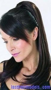 clipper cut ponytail8