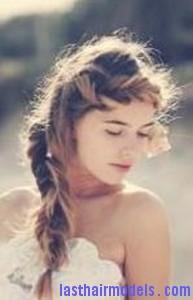 half braids