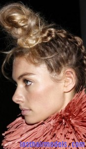messy top knot4