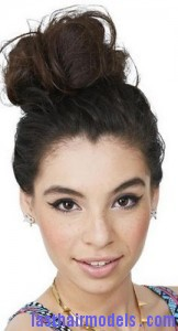 messy top knot5