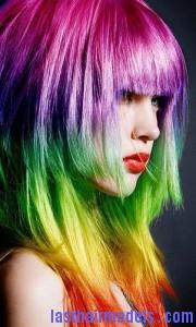 rainbow hairtyle3