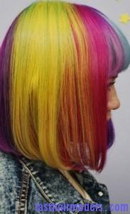 rainbow hairtyle5