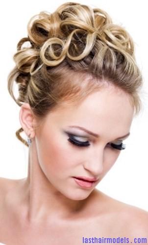 Ringlet Updo Last Hair Models Styles