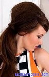 beehive ponytail7