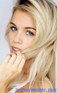 blonde hair8