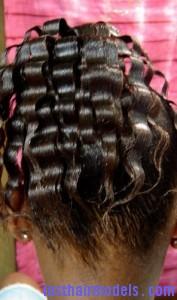 flat twist ponytail2