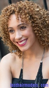 Hairstyle With Short Spiral Curls | Last Hair Models , Hair Styles