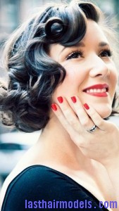 pinup curls7