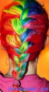 rainbow french braid2
