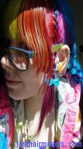 rainbow french braid4