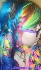 rainbow french braid5