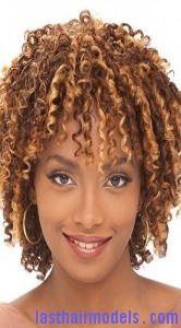 Hairstyle With Straw Curls | Last Hair Models , Hair Styles | Last ...