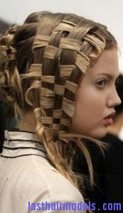 Awesome How To Do A Basket Weave French Braid Braids Hairstyle Inspiration Daily Dogsangcom