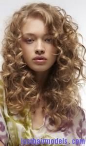 brush curls