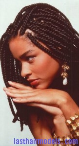 Awesome Hairstyle With Dookie Braids Last Hair Models Hair Styles Hairstyles For Women Draintrainus