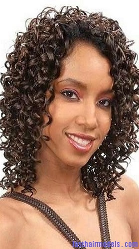 HD wallpapers curly hairstyle videos