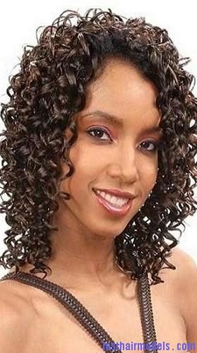 Short Spiral Curly Hair7 Last Hair Models Hair Styles