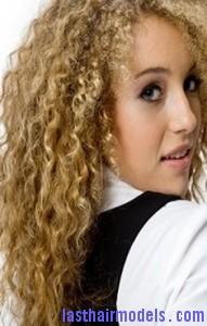 teased curls5